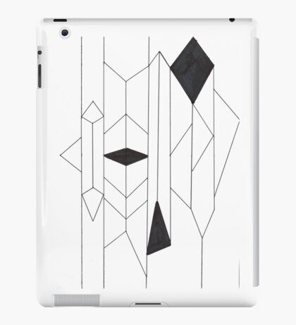 Geo- Linear Collection iPad Case/Skin