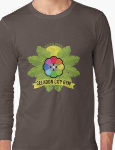 Celadon City Gym Long Sleeve T-Shirt