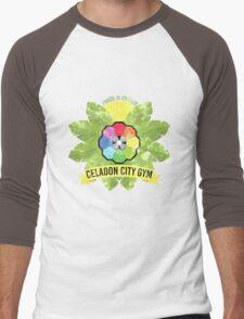 Celadon City Gym Men's Baseball ¾ T-Shirt