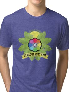 Celadon City Gym Tri-blend T-Shirt