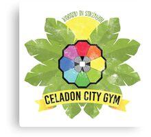 Celadon City Gym Canvas Print