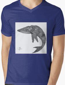 Big love  Mens V-Neck T-Shirt