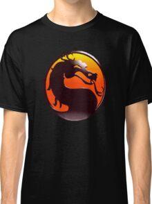 MORTAL KOMBAT PIXEL LOGO Classic T-Shirt