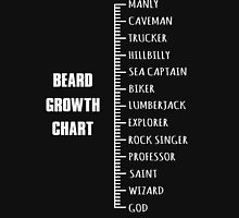 Measure Your Beard. Unisex T-Shirt