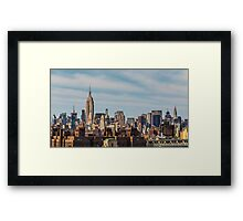 NEW YORK CITY 21 Framed Print
