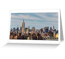 NEW YORK CITY 21 Greeting Card