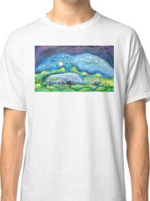 Norcal landscape v.1 (large, rectangular image) Classic T-Shirt