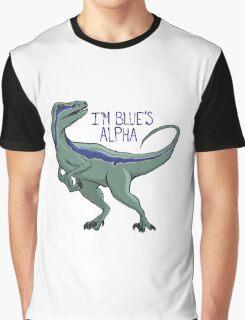 I'm Blue's Alpha Graphic T-Shirt