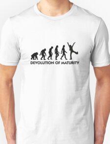 The Evolution of maturity T-Shirt