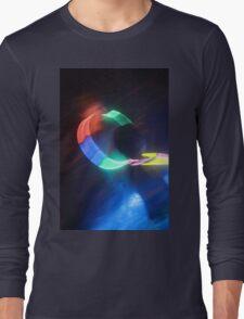 A Circle Of Light Long Sleeve T-Shirt