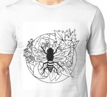 Bee Fruit Unisex T-Shirt