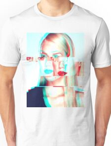 Digital Distortion Unisex T-Shirt