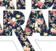Mayday Parade Roses Sticker