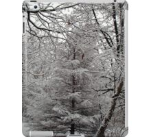 Snow Tree iPad Case/Skin