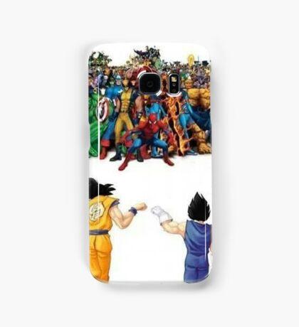 DBZ | Super heroes  Samsung Galaxy Case/Skin