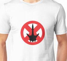 X-Men Blackbird Logo Unisex T-Shirt
