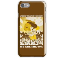 Disobey Degrowth iPhone Case/Skin