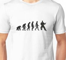 The Evolution of Judo Unisex T-Shirt
