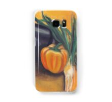 Eat Your Vegetables Samsung Galaxy Case/Skin