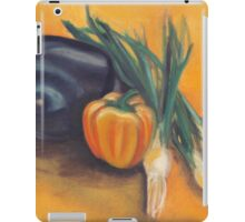 Eat Your Vegetables iPad Case/Skin