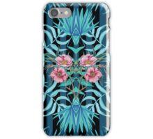 Tropical Nostalgia Mirror iPhone Case/Skin