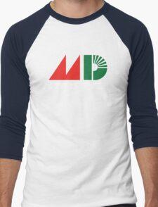 MD Men's Baseball ¾ T-Shirt