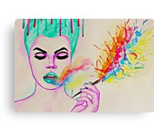 Sell It Canvas Print