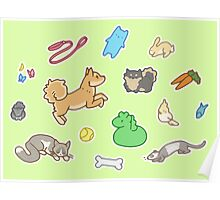 Happy Pets Poster