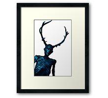 Wendigo-Hannibal Framed Print