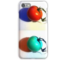 Pop-Art Tomatoes iPhone Case/Skin