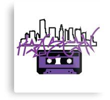 Houston Stickers Metal Print