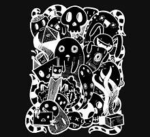 Little Doodle Monsters #1(inverted) Unisex T-Shirt
