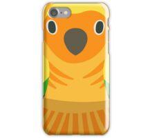 Sun Conure Nesting Doll iPhone Case/Skin