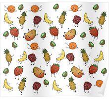 Fruit Salad Poster
