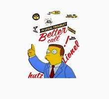 better call leonel hutz Unisex T-Shirt