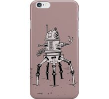 Robot Terminator iPhone Case/Skin
