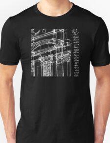 Complesso di San Firenze (white line) T-Shirt