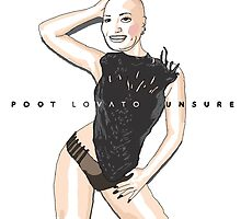 Poot Lovato by tbow1991