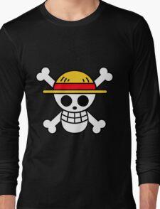 Mugiwara pirates Long Sleeve T-Shirt