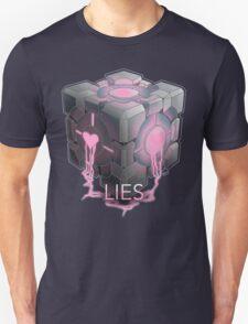 Lies. Unisex T-Shirt
