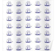 Ahoy Poster