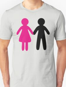 Colorful Pair T-Shirt