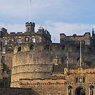 Edinburgh Castle by mfsutherland