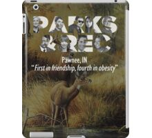 Parks and Recreation iPad Case/Skin