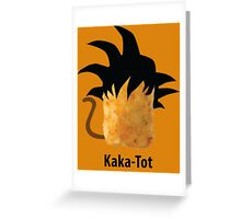 KAKA-TOT Greeting Card