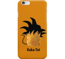 KAKA-TOT iPhone Case/Skin