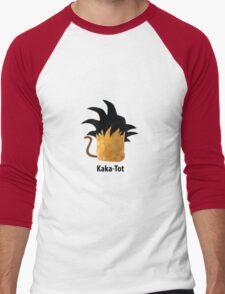 KAKA-TOT Men's Baseball ¾ T-Shirt