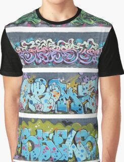 Redcliffe Graffiti Graphic T-Shirt