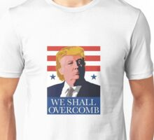 We Shall Over Comb Unisex T-Shirt