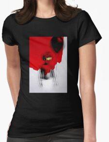Rihanna - Anti Womens Fitted T-Shirt